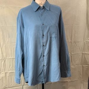 Alfani button down shirt